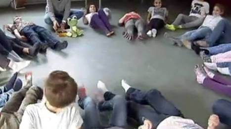 Enfants stressés: la pleine conscience à l'école comme solution | La pleine Conscience | Scoop.it