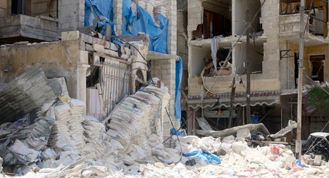 Russian Military Denies Reports of Alleged Airstrike on Aleppo Hospital | Global politics | Scoop.it