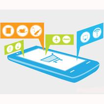 La verdad del m-commerce en una colorida infografía | Marketing del Contacto | Scoop.it