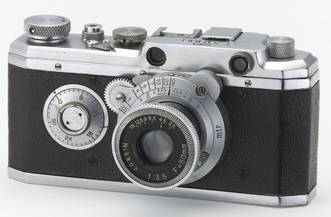 Canon's First Camera Just Turned 80; Here are 5 Things You Didn't Know About the 'Kwanon' | L'actualité de l'argentique | Scoop.it