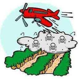 Pesticides : l'épandage ( enfin) aérien interdit ? | Actu Martinique | Scoop.it