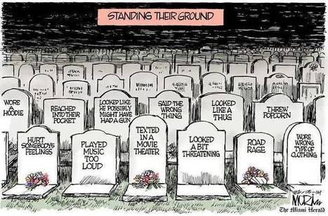 """""""Standing Their Ground"""" 