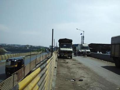 Almost a year after deadline, incomplete Mithi Bridge is open to public   Latest News Of India   Scoop.it