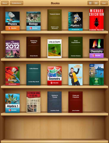 Scroll Through The Impressive List Of Improvements In iBooks 3.0 -- AppAdvice | #sschat resources | Scoop.it