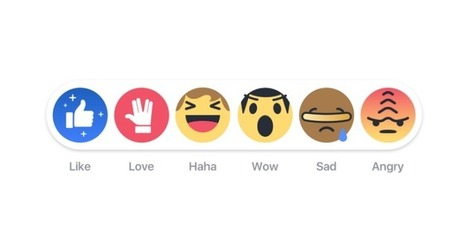 Facebook Boldly Emojis Where No Emojis Have Emoji'd Before | TechCrunch | SocialMoMojo Web | Scoop.it