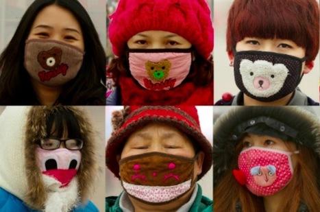 Les masques anti-pollution sont-ils vraiment efficaces ? | Toxique, soyons vigilant ! | Scoop.it