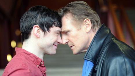 Liam Neeson visits Lyric Theatre - U.TV | Lyric Theatre Belfast | Scoop.it
