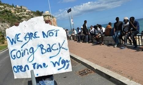 Migrations : la solidarité pour battre en brèche la barbarie! | SociétésenMouvement | Scoop.it