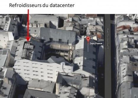 Quel avenir pour les datacenters urbains? Des startups françaises créent des solutions  innovantes   Ecologie   Scoop.it
