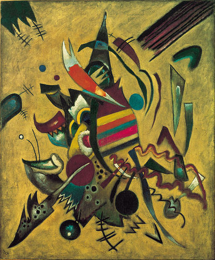 Best Birthday Wishes to Vassily Kandinsky! | Cris Val's Favorite Art Topics | Scoop.it