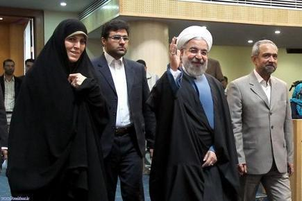 Iranian President Rouhani insists women are not second-class citizens | political sceptic | Scoop.it