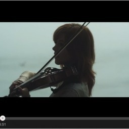 New Lindsey Stirling music video 1, 5 million views and counting !... | OnePlaylist | Scoop.it