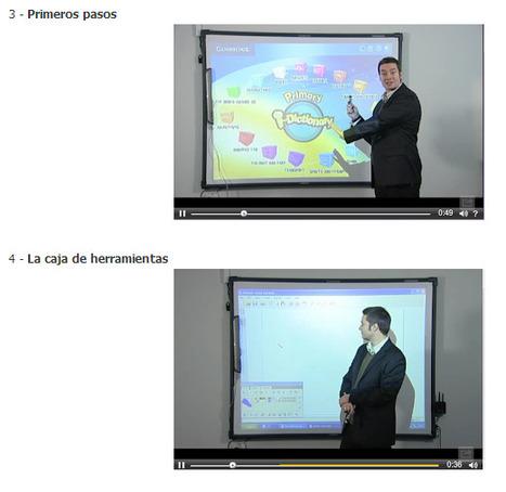 Sencillos Videotutoriales sobre cómo usar Pizarras Digitales | EDUCACIÓN en Puerto TIC | Scoop.it