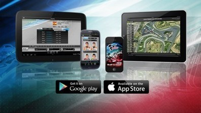 2013 MotoGP™ Live Experience App winning rave reviews | MotoGP  Information Media  Pages | Scoop.it
