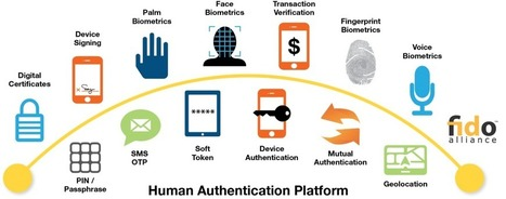 3 Biometric Solutions That Work Across Devices | Internet of Things - Technology focus | Scoop.it