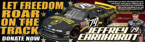 Oath Keepers off to races as NASCAR examines sponsorships | Restore America | Scoop.it