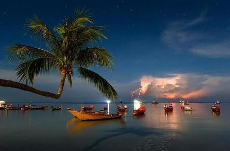 Twitter / Earth_Pics: Thailand in the storm. ...   Thailand info   Scoop.it