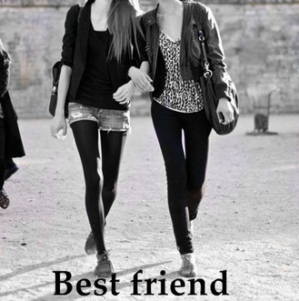 art-best-friends-forever-bff-cool-photography-Favim.com-311171_large.jpg (388x390 pixels) | best friends | Scoop.it