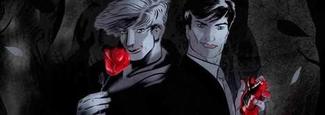 Gamebook Adventures | Strange Loves: Vampire Boyfriends | Born Digital (Cool Stuff for Teachers) | Scoop.it