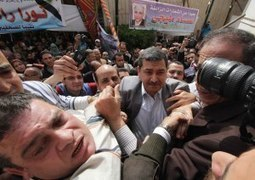 Press Syndicate president attacked by journalists   Égypt-actus   Scoop.it