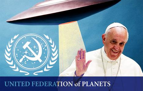 Papa Francisco dice que la Iglesia bautizaría extraterrestres - Pijama Surf   Expediente ovni.   Scoop.it