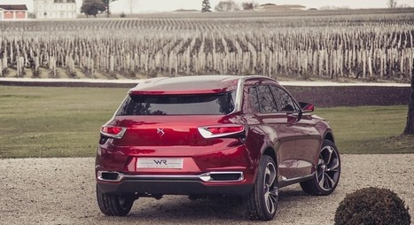 Los DS de Citroën ya tienen un SUV: Wild Rubis en Latam Review | Cars Reviews and News | Scoop.it