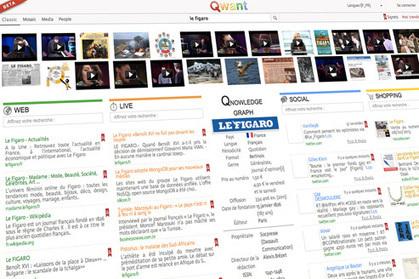 Le moteur français Qwant réussit son lancement | L'hégémonie de Google a-t-elle une fin ? | Scoop.it