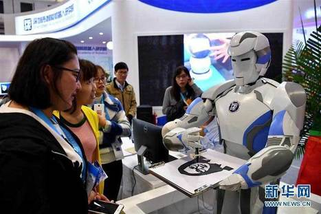 Innovation highlighted at the World Robot Conference 2016   I Need Work   Scoop.it