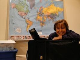 Guest post: Creative Travel Journaling by Karen Robbins « Morgen ... | Journal For You! | Scoop.it