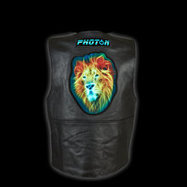 Woman's Leather Jackets - Photon  Custom Leather Jackets | Bike Light up Jacket Materials Ideal one for Guaranteeing Security Levels! | Scoop.it