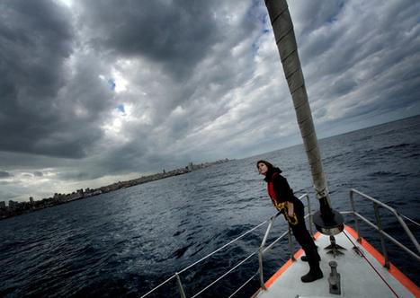 Tara, la goélette océanographique, a mis le cap sur l'Arctique - Web & Tech | TARA | Scoop.it