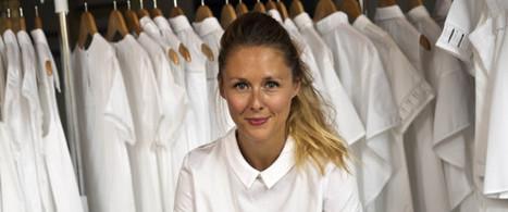 Cette Française a impressionné la Fashion Week de New York | fashiontopics | Scoop.it