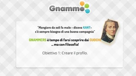 Gnammo! Nasce il social eating | Adotta un vigneto! | Scoop.it