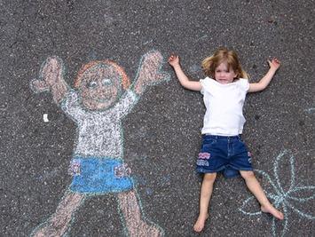 Chalk a Sidewalk, Go to Jail | For Art's Sake-1 | Scoop.it