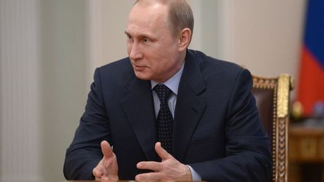 Putin says Russian troops pull back from Ukraine border | The Safe Guard from Corporate Crises | Scoop.it