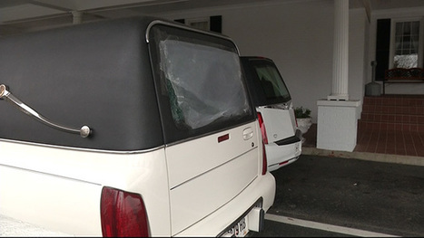 Thief breaking into hearses, stealing stretchers from funeral homes | End of Life Management | Scoop.it