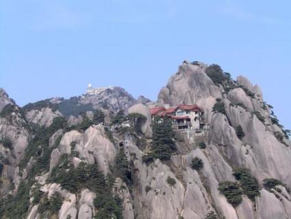 Pemandangan Eksotis di Puncak Kahyangan Gunung Huangshan Cina | Forum.Jalan2.com | Scoop.it