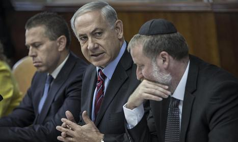 Netanyahu pushes to define Israel as nation state of Jewish people only   North an South America   Scoop.it