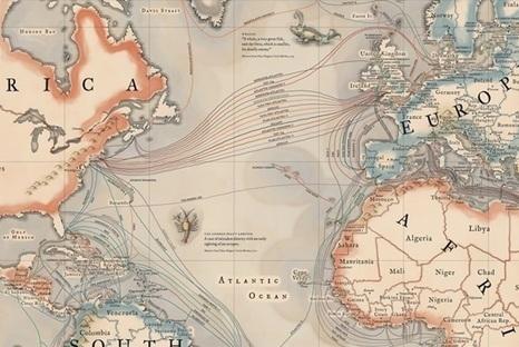 Les câbles sous-marins : la partie immergée d'Internet   Libertés Numériques   Scoop.it