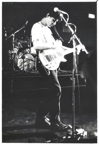 PHOTO: Galaxie 500 at Leicester University - 1992 By Greg Neat | SongsSmiths | Scoop.it
