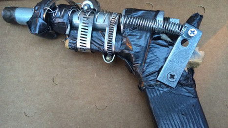 PD: Zip gunmaker has been making guns for years | Criminal Justice in America | Scoop.it