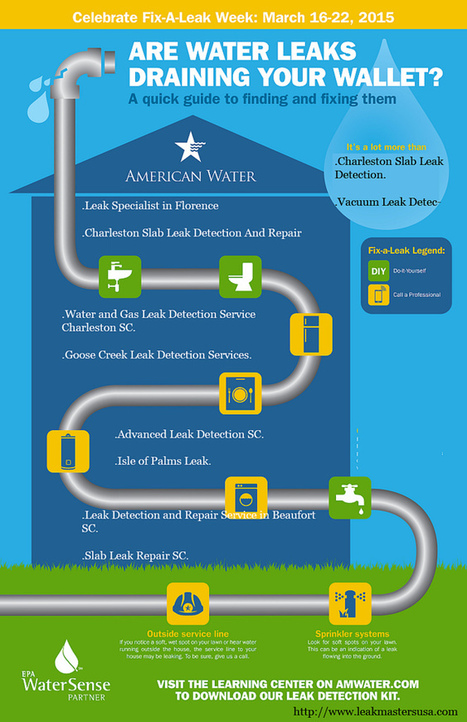 Underground Leak Detection   Leak Masters USA   Scoop.it