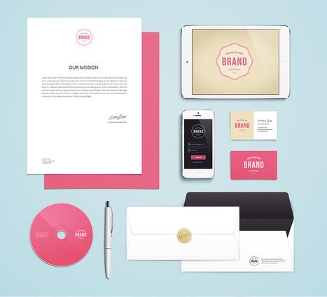 Freebie | Branding Identity Mockup | Design Freebies & Deals | Scoop.it