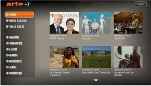 Arte lance à son tour un service de HbbTV sur la TNT | HD-Motion | HbbTV | Scoop.it