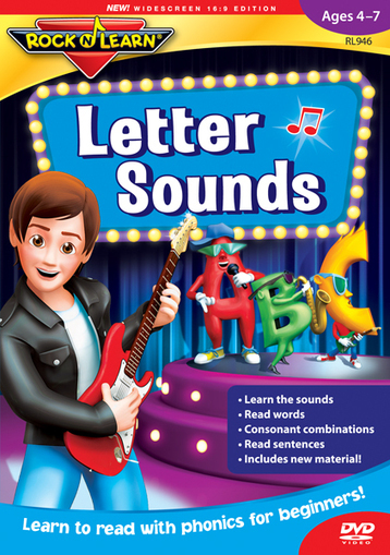 Rock 'N Learn Letter Sounds DVD Review and Giveaway: Earth Day Birthday Giveaway Hop (CLOSED) | Parenting Patch | Listening and Speaking in Second or Foreign Language Teaching | Scoop.it