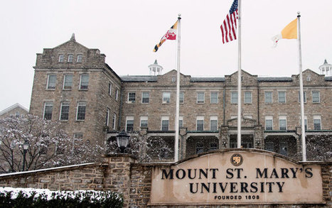 Mount St. Mary's and the future of Catholic higher education | JRD's higher education future | Scoop.it