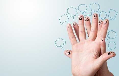 The Rules of Engagement: 5 Ways to Connect on Social Media | MarketingHits | Scoop.it
