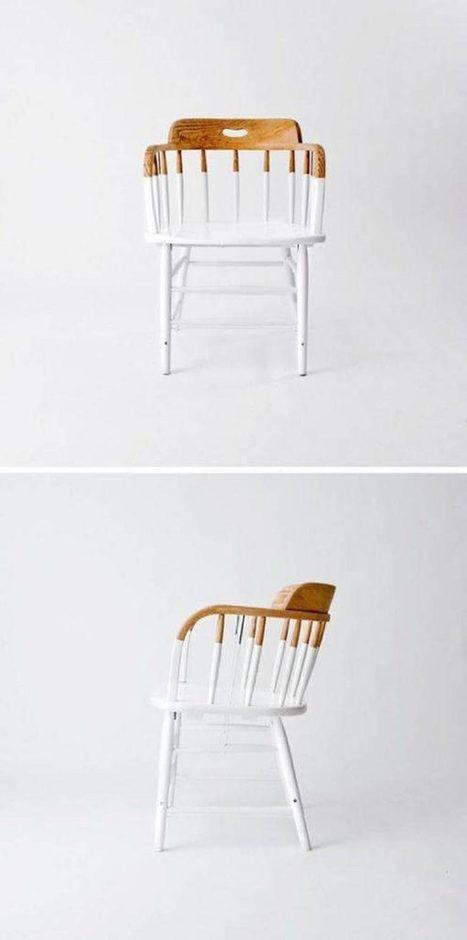 20 ideas para pintar sillas | Mil Ideas de Decoración | Decoración de interiores | Scoop.it