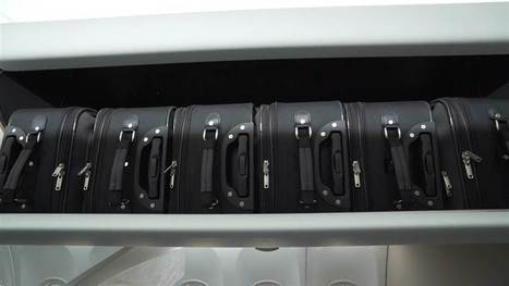 Boeing: Our new overhead bins will hold 50 percent more bags | Kickin' Kickers | Scoop.it