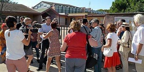 Gard : des militants anti-FN manifestent devant le collège de Vergèze | ALTERNATIVES ET RÉSISTANCES | Scoop.it